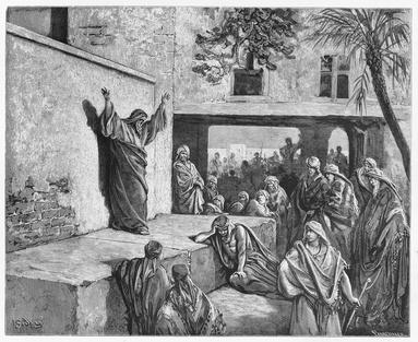 Street Preaching & Open Air Preaching