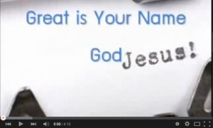 Great Is Your Name